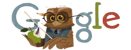 Google Logo: Teachers' Day 2012