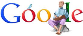 Google Logo: Sunthorn Phu day, Thailand's best-known poet