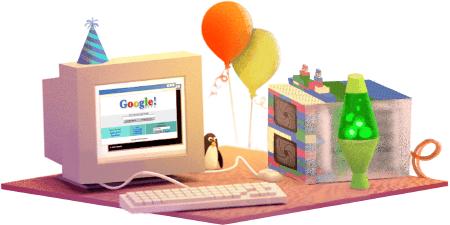 doodle google birthday